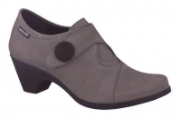 Chaussure mephisto Marche modele marya nubuck gris souris