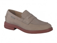 Chaussure mephisto mules modele orelien nubuck sable