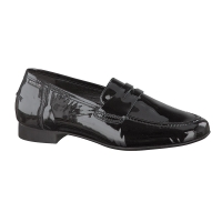 Chaussure mephisto mules modele florence noir vernis