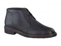Chaussure mephisto lacets modele gerald noir