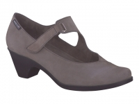 Chaussure mephisto Passe orteil modele madelyn nubuck taupe