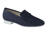 Chaussure mephisto Passe orteil modele florence bleu nuit