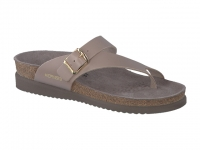 chaussure mephisto Passe orteil helen cuir taupe clair