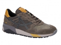 Chaussure all rounder outdoor modele speed bi-mat marron