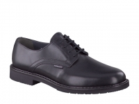 Chaussure mephisto mules modele marlon cuir lisse noir