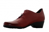 chaussure mephisto lacets ronie cuir bordeaux