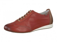 Chaussure mephisto Passe orteil modele becky cuir corail