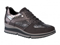 Chaussure mephisto velcro modele vicky taupe