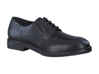 Chaussure mephisto  modele nelson cuir lisse noir
