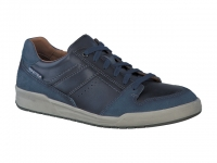 Chaussure mephisto lacets modele russel bleu