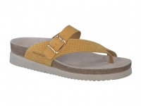 Chaussure mephisto sandales modele helen mix ocre