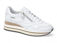 Chaussure mephisto Compensée modele olimpia blanc
