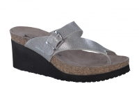 Chaussure mephisto sandales modele tyfanie argent