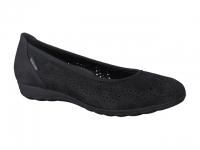 f1e98a975f1 Chaussure mephisto modele elsie perf noir