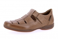 Chaussure mephisto mocassins modele rafael cuir noisette