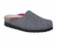 Chaussure mobils mocassins modele thea gris