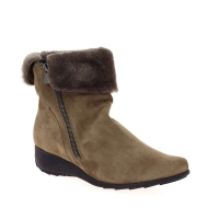 Chaussure mephisto sandales modele seddy winter taupe