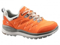 Chaussure all rounder velcro modele seja-tex orange