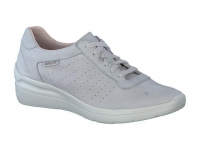 Chaussure mephisto sandales modele chris perf gris clair