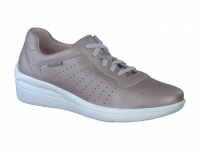 Chaussure mephisto sandales modele chris perf taupe