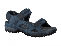 Chaussure all rounder outdoor modele regent bleu
