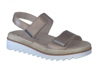 Chaussure mephisto sandales modele dominica taupe
