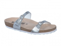 Chaussure mephisto sandales modele norie argent