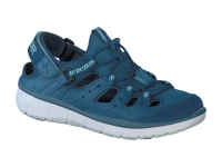 Chaussure all rounder sandales modele lucera bleu