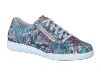 Chaussure mephisto Ballerines modele diamanta multi