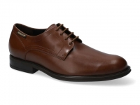 Chaussure mephisto sandales modele kevin brun
