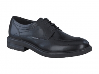 Chaussure mephisto lacets modele oswaldo noir