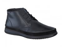 Chaussure mephisto lacets modele tino noir