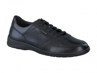 Chaussure mephisto lacets modele matteo noir