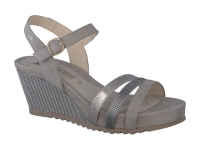 Chaussure mephisto sandales modele giny beige