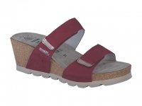 Chaussure mobils  modele adelina bordeaux