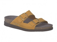 Chaussure mephisto Compensée modele harmony nubuck ocre