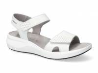 Chaussure mephisto velcro modele tany blanc