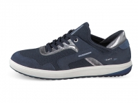 Chaussure all rounder lacets modele marcella bleu