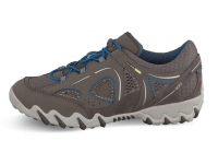 Chaussure all rounder lacets modele natal gris