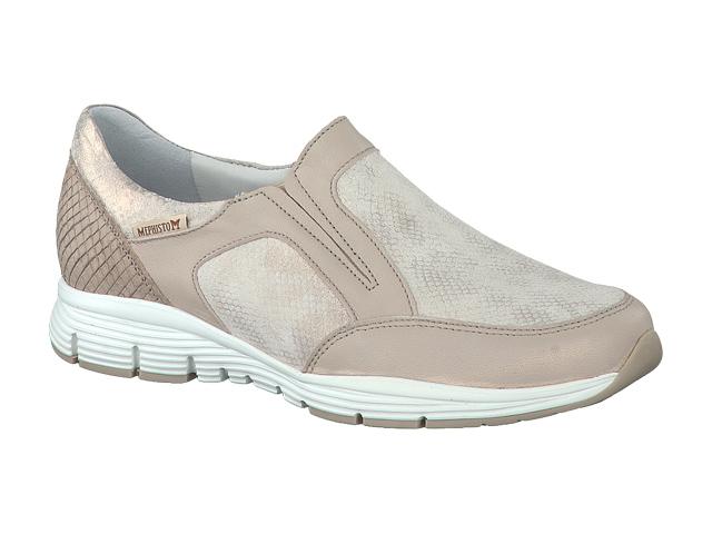 385e1c7c74cf1a ... chaussures confortables mocassins femme - modèle YELDA. Marche femme  modèle Yelda - Mephisto